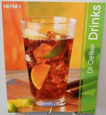 Drinks Cocktails Barbuch Dr. Oetker Alkohol Bowlen Alkoholfrei Rezepte Ideen T74