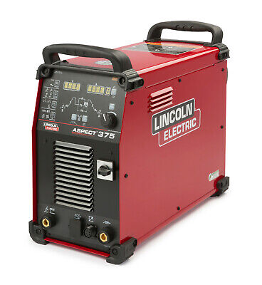 Lincoln Aspect 375 Acdc Tig Welder K3945-1