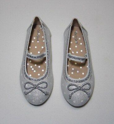 Toddler Girls Ballet Flats Silver NWT, Cat & Jack - Ballet Flats Toddlers
