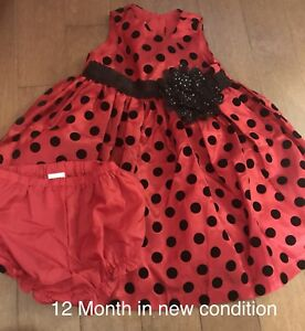 Like new 12 Month Dress $10