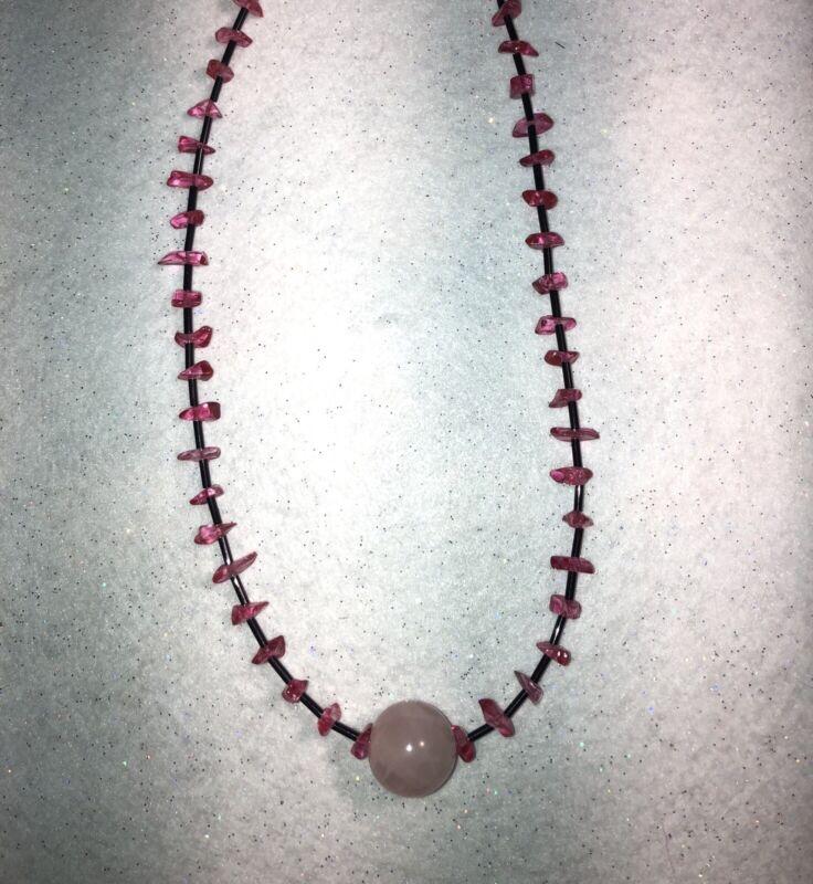 Inuyasha Handmade Shikon no Tama Necklace