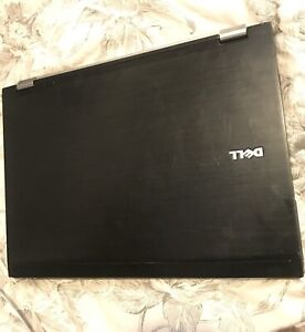 Laptop Dell 12 inch screen.