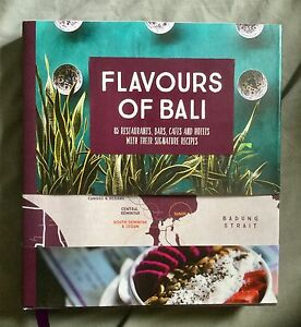 FLAVOURS OF BALI - Travel book Bondi Beach Eastern Suburbs Preview