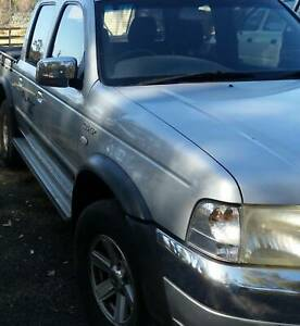 Ford Courier xlt turbo diesel