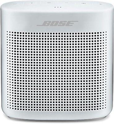Bose Soundlink Farbe II Tragbar Drahtlose Lautsprecher Polar Weiß / S W