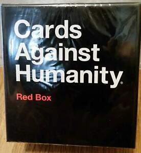 Cards Against Humanity – Red Box  -  For Sale
