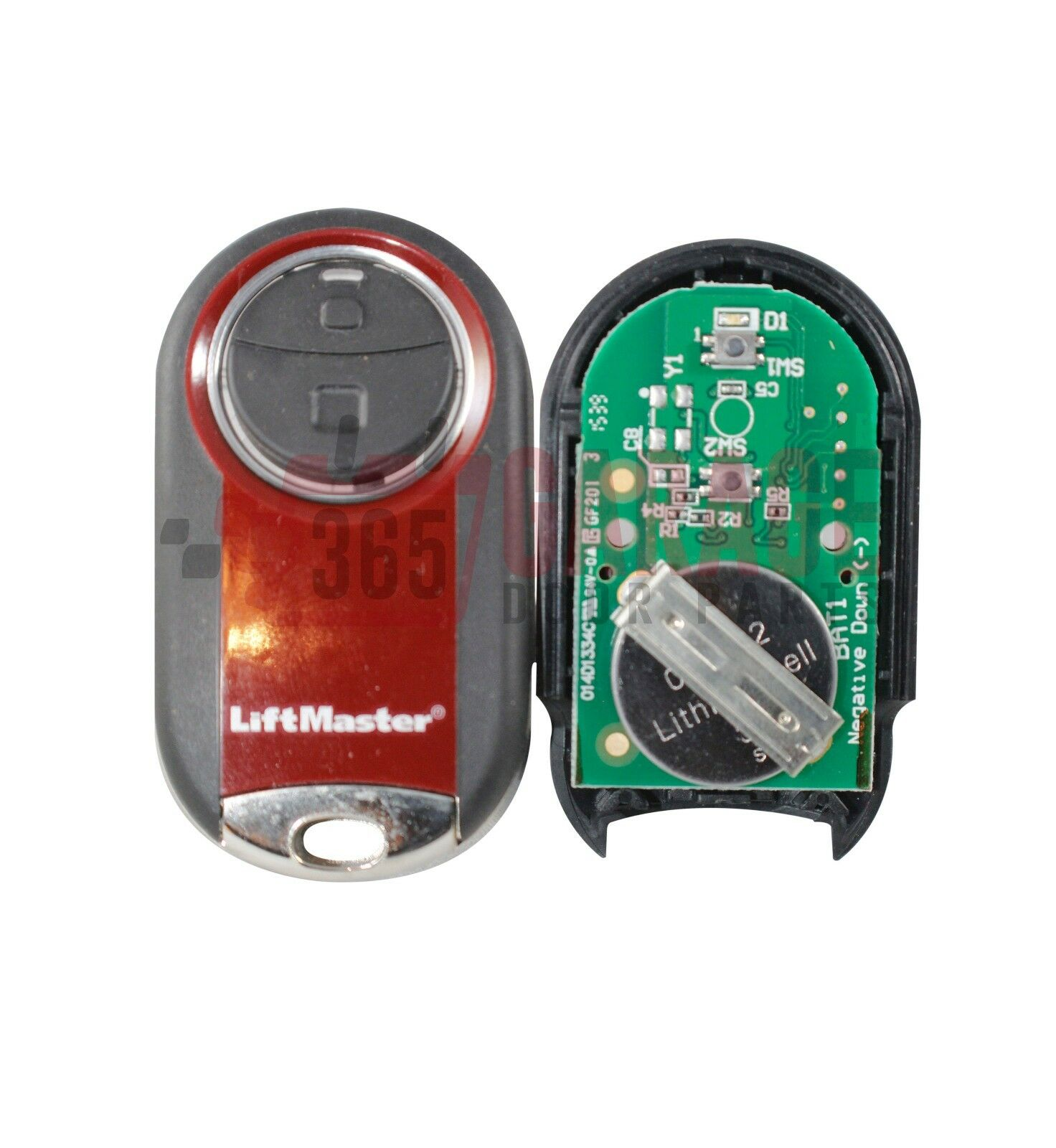Chamberlain Garage Door Opener Light Keeps Coming On: Liftmaster 374UT Mini Universal Remote Control