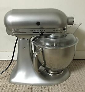 KitchenAid Artisan Stand Mixer 5-Quart Tilt-Head