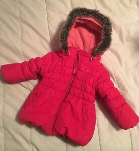 Pink Osk Kosh Winter Coat