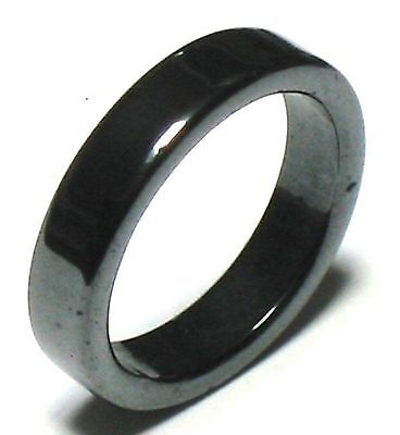100 MAGNETIC hematite rings bands huge big lot wholesale mix 5 7 8 10 11 12