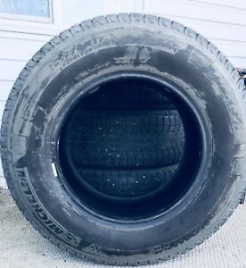 Michelin Latitude X-Ice Winter Tires