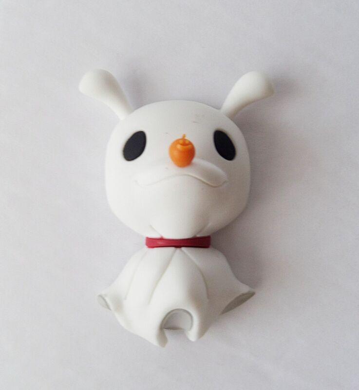 Disney - The Nightmare Before Christmas - Zero 3D Foam Magnet 26842