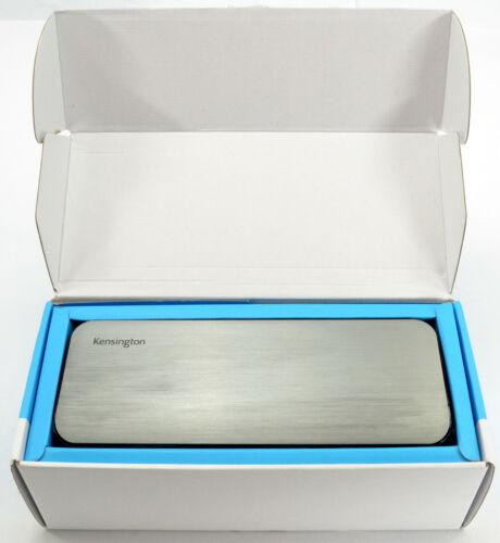 Kensington SD5300T Thunderbolt 3 Dock SD Card Reader, 135W, 4K M01462 K38625/K3