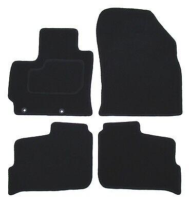 Fußmatten Auto Autoteppich passend für Mitsubishi ASX 2010-2018 CACZA0401