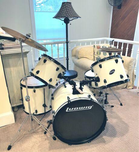 Ludwig Accent CS Combo 5 Piece Drum Set