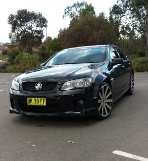 2006 Holden Commodore VE SV6 Auto Muswellbrook Muswellbrook Area Preview