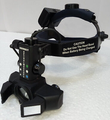 Ophthalmology Binocular Indirect Ophthalmoscope In Carry Case