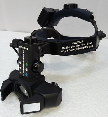 Indirect Ophthalmoscope Binocular Led And Rechargeable Battery Quality