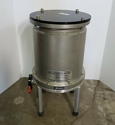 Osaka Vacuum Tg1300 Compound Turbo Molecular Pump