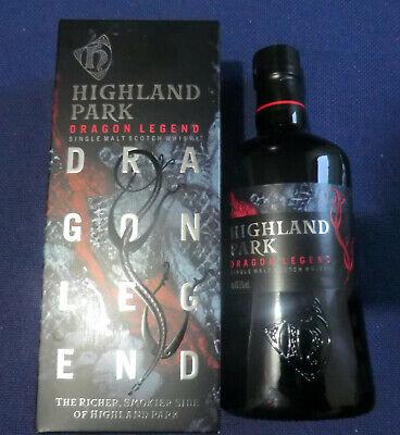 63€/L Highland Park Dragon Legend 0,7L 43,1% Vol.Alk. Single Malt Scotch Whisky