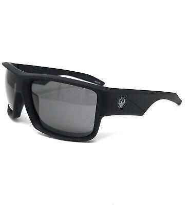 DRAGON Sunglasses DEADLOCK H2O 002 Matte Black Rectangle Men's (H2o Sunglasses)