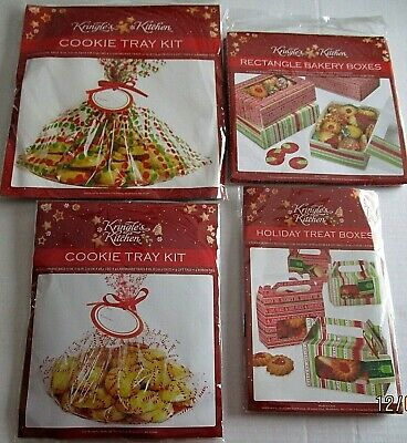 Holiday Treat Boxes (HOLIDAY TREAT BOXES/TRAY ASSORTMENT #1 Your)