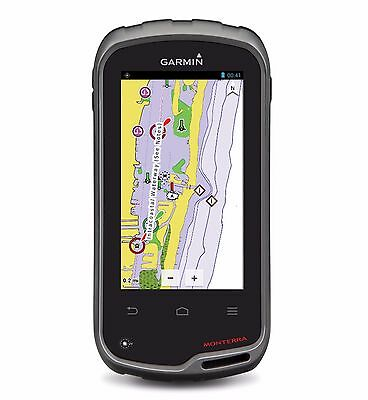 Garmin Monterra Android Powered Handheld Outdoor Gps 010 01065 00