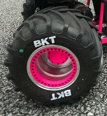 Clodbuster Ultimate Scale Monster Truck Beadlock Wheel Ring Set
