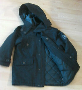 NEXT-Boys-Smart-Warm-Winter-Coat-Jacket-Age-5-Years-PREMIUM-QUALITY