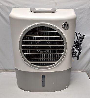 Hessaire MC18M Portable Evaporative Cooler 1300 CFM, Missing Fan Retaining Nut