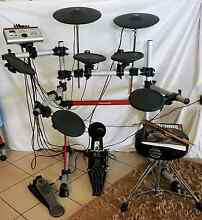 YAMAHA DTXPRESS IV ELECTRONIC DRUM KIT Tamborine Mountain Ipswich South Preview