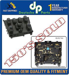 MERCEDES W163 ML320 ML430 POWER WINDOW SWITCH CONSOLE 163 820 66 10 1638206610