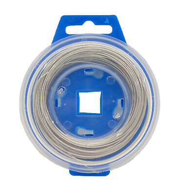Motorcycle Annealed Stainless Steel Safety Mechanics Wire .030mm x 50' foot roll