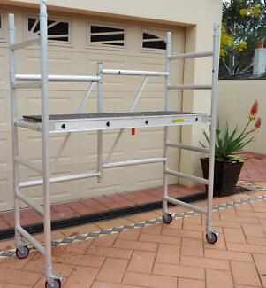 Mobile Folding Scaffold  - 1.9M Cannington Canning Area Preview