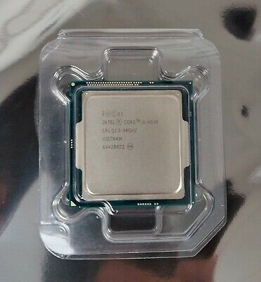 Intel Core i5-4590 CPU 6M Cache, 3.30GHz 84W LGA1150 SR1QJ Quad Core Processor