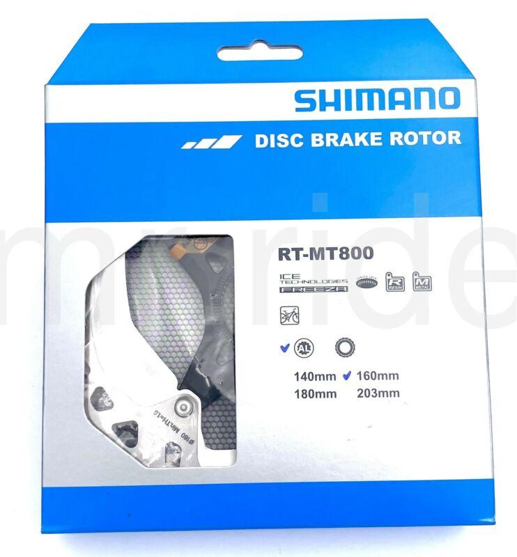Shimano Deore XT MTB Bike Disc Brake Rotor RT-MT800 160mm Center Lock,ICE Tech