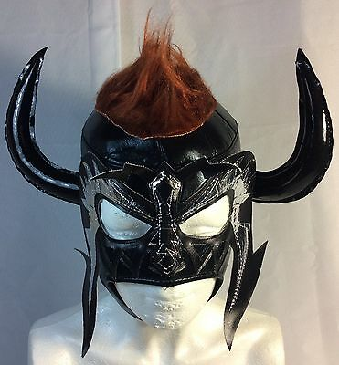 Cool Halloween Designs (PSICOSIS WRESTLING LUCHADOR MASK! COOL DESIGN!! GREAT FOR HALLOWEEN!!)