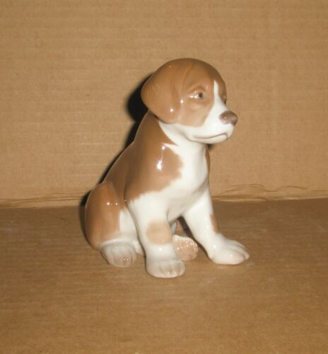 Dog figurine/ Bing Grondahl St. Bernard Puppy