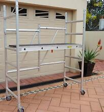 FOLDING MOBILE Scaffold – Various Sizes Cannington Canning Area Preview