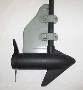 BULLNOSE-RUDDER-for-Electric-Trolling-Motor-Inflatable-Pontoon-Kayak-Canoe-Boat