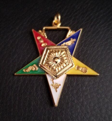 Associate Matron OES Order of Eastern Star #33
