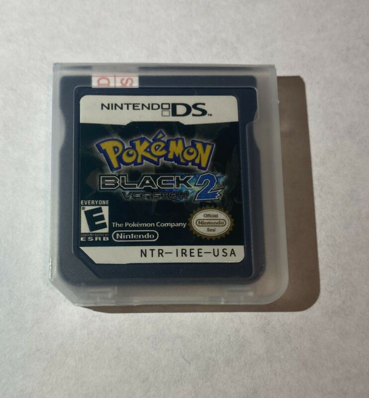Pokemon Black 2 (Nintendo DS)