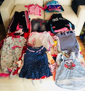 Girl's size 12 months - over 100 pieces sold as one lot