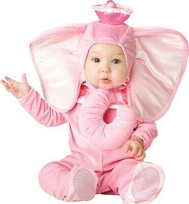 Infant Baby Pink Elephant Animal Costume  - Pink Elephant Baby Costume