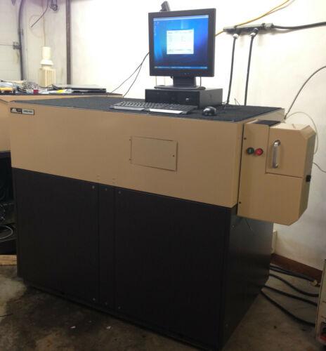 Thermo ARL Model 3460 OE Spectrometer, Al Base