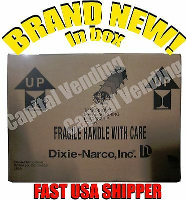 Dixie Narco Soda Vending Machine Refrigeration System New- Double Deep  1200