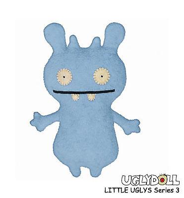 Ugly Doll - Little Uglys Series 3 - DEER UGLY (Uglydoll Deer)