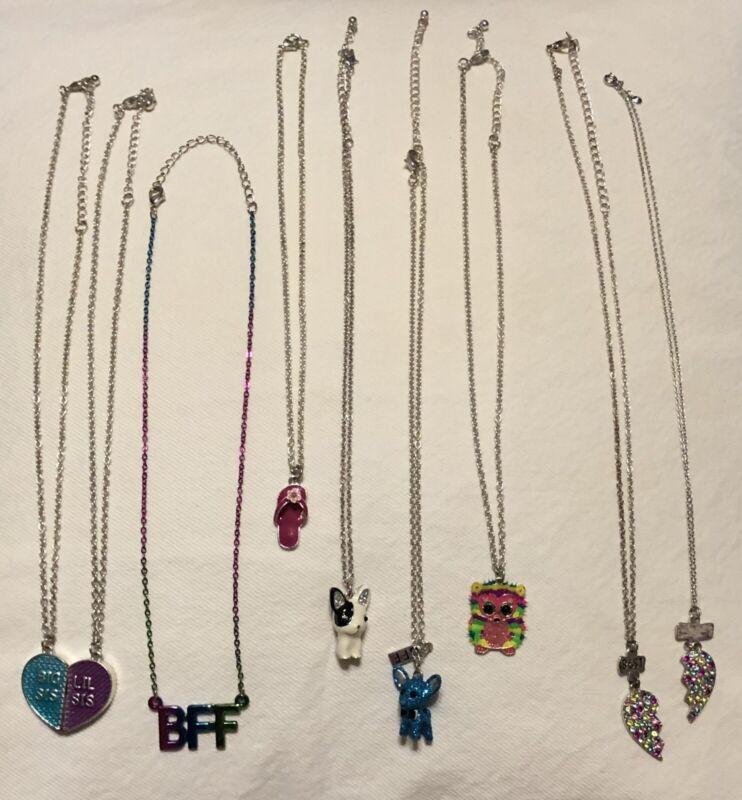 Girls Justice Jewelry Lot - Bracelets, Necklaces, Earrings