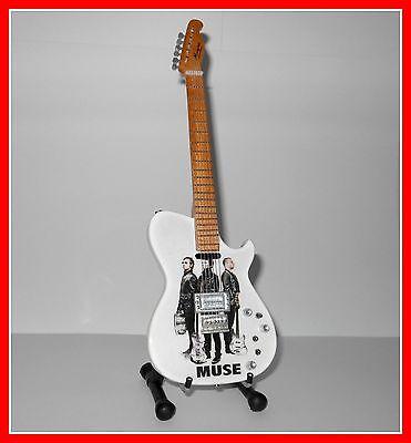Muse - Guitarra Eléctrica! Collection Matthew Bellamy Mini Foto