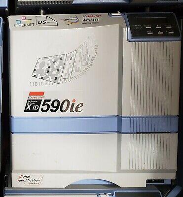 Edisecure Xid 590ie Id Card Printer Dual-sided - Id Card Printer Lamination